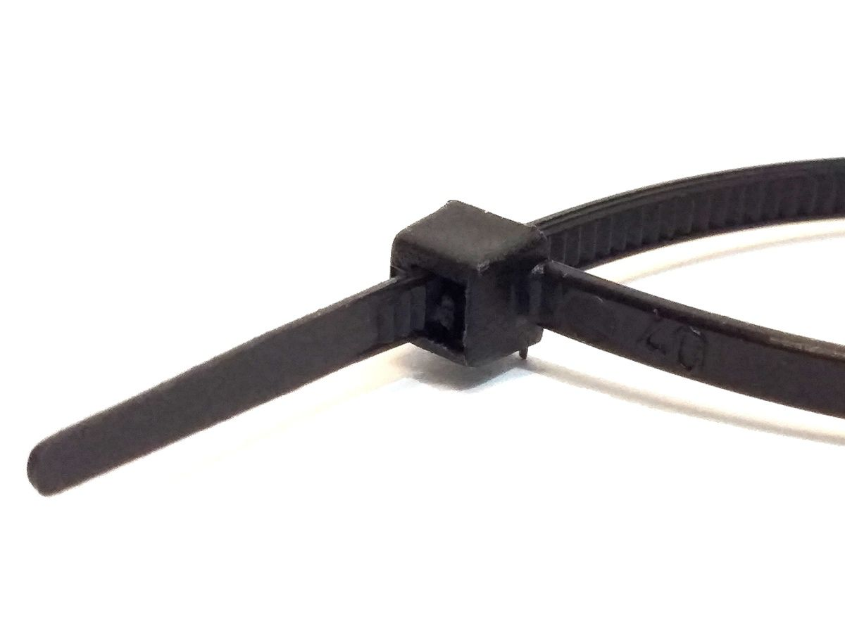 Abraçadeira Nylon 10 Cm Enforca Gato 1,0x2,5x100mm 800 Unid