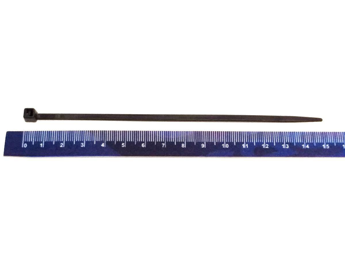 Abraçadeira Nylon 15 Cm Enforca Gato 1,2x3,6x150mm 600 Unid