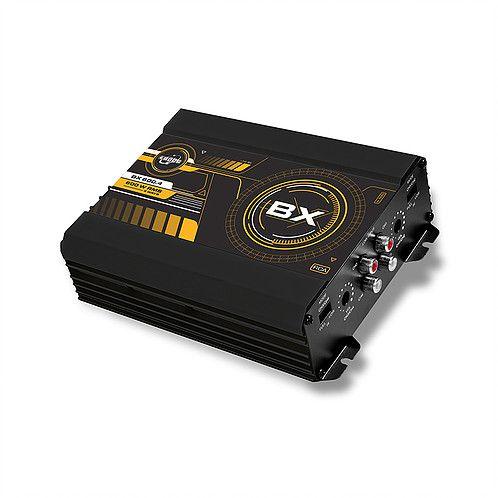 AMPLIFICADOR BOOG BX 600.4 MÓDULO DIGITAL 4 CANAIS 600W RMS