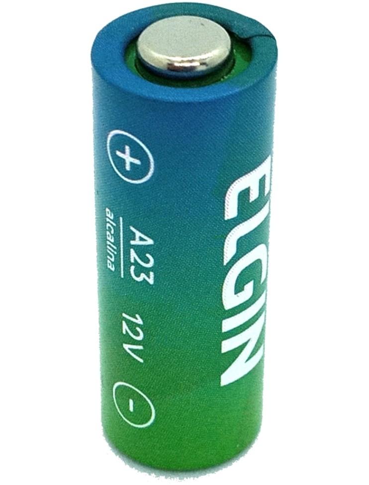 Bateria Pilha A23 12V Cartela c/ 50 Pilhas Baterias 12 Volts