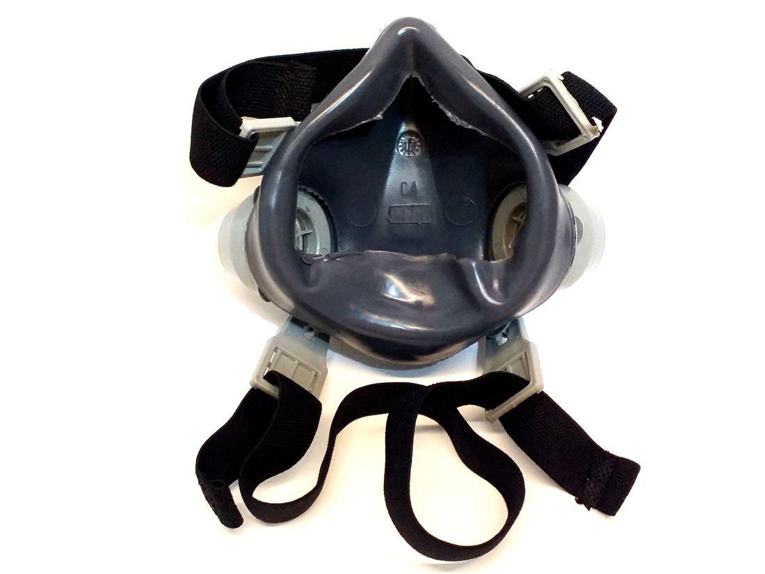 Kit 5 Mascara Respirador Facial 1/4 Alltec PFF2 C 20 Filtros