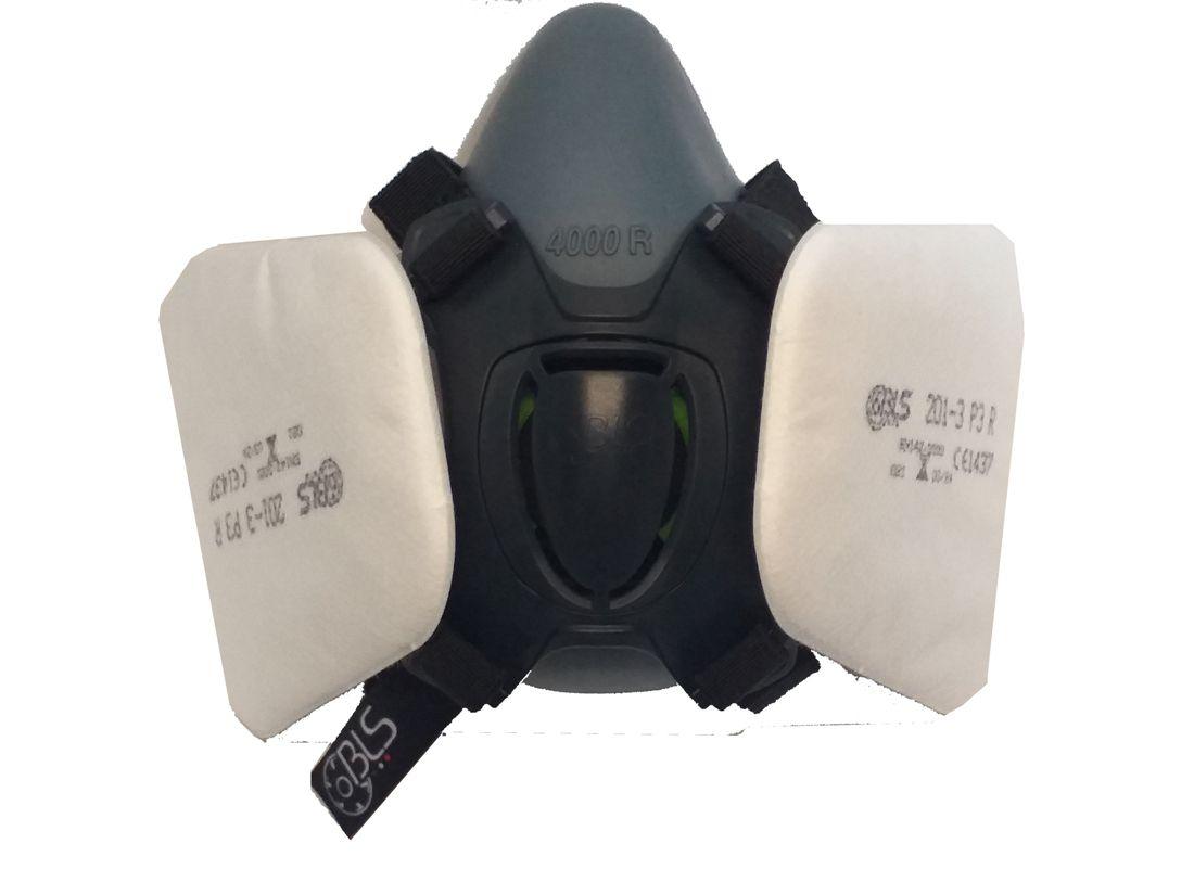Mascara Semi Facial BLS Evo 4000 Volk Com Filtros BLS 201