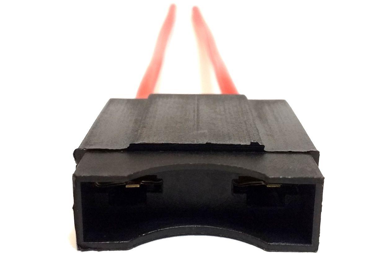 Porta Fusivel MAX Grande Montado com Fio 4,0 mm 10 Unidades