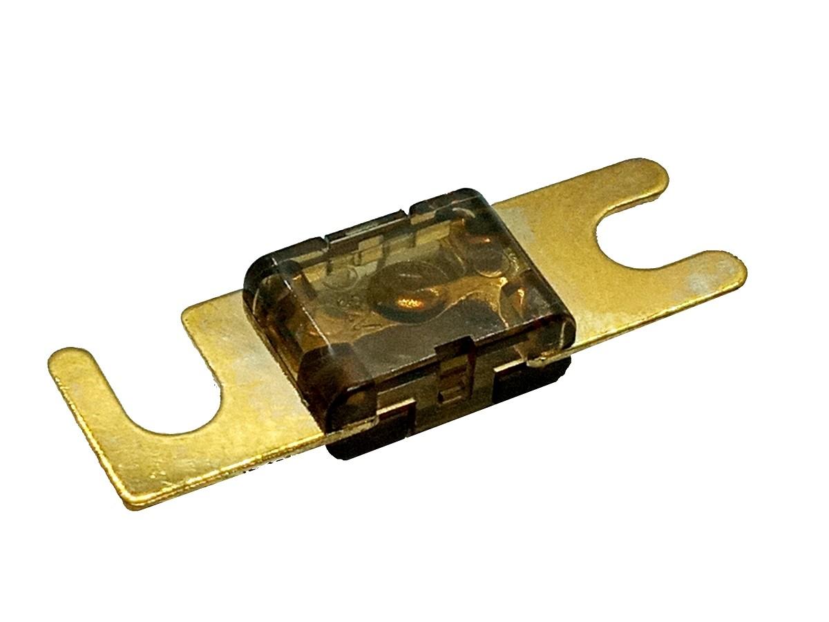 Porta Fusível Midi Pequeno e Fusível Mini Faca de 70 Amperes