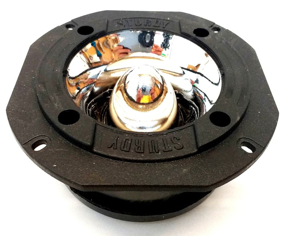 SUPER TWEETER STRONG STURDY 120W PROFISSIONAL 8OHMS FENÓLICO