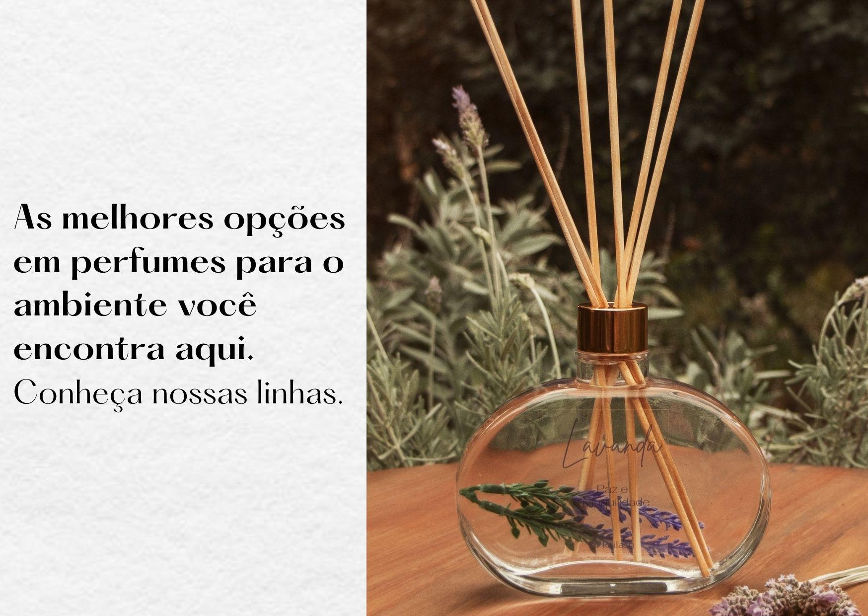 Perfumes para ambiente