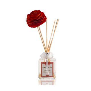 Flor de Madeira para Difusor PP 8cm