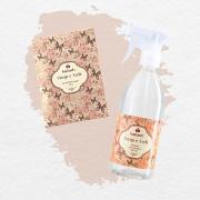 Kit Água Perfumada para Tecidos  500mL + Sachê Perfumado 20g
