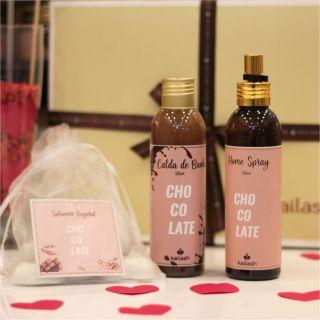 Kit Chocolate Plus Kailash