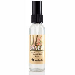 Mini Perfume de Ambiente Bambu 60ml