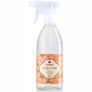 Perfume para Tecidos Cereja e Avelã 500ml