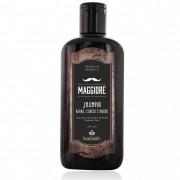 Shampoo Barba e Cabelo e Bigode - Maggiore - 200mL