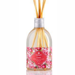 Difusor de Aroma para Ambientes Romã Embalagem Econômica 250ml