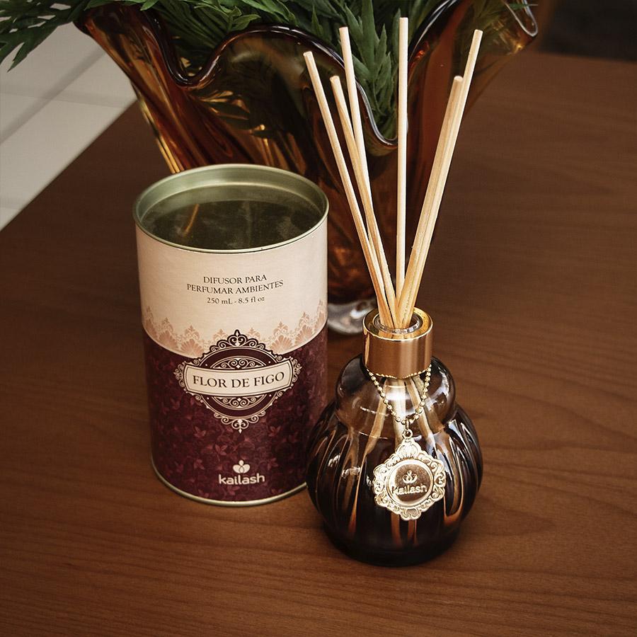 Difusor de Perfume para Ambientes Flor de Figo 250mL