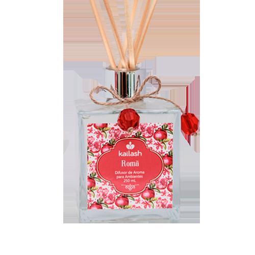 Difusor de Perfume para Ambientes Romã 250ml