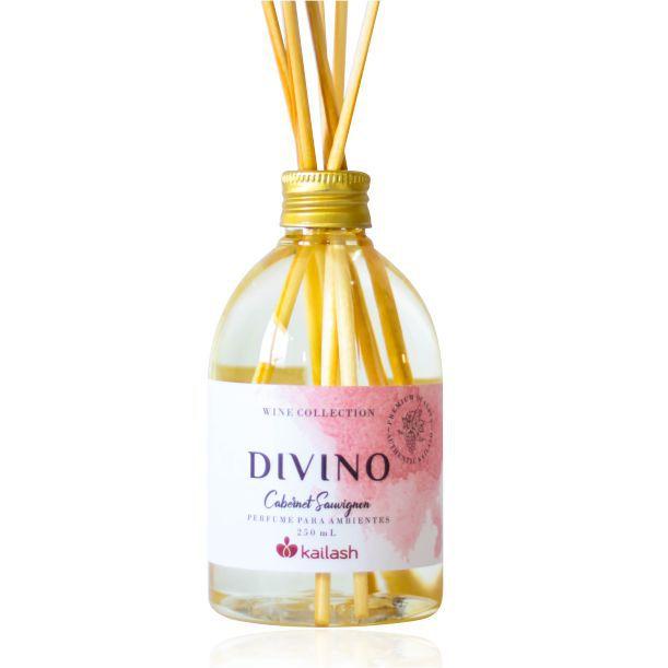 Difusor de Perfumes para Ambientes Divino Cabernet Sauvignon - 250 mL