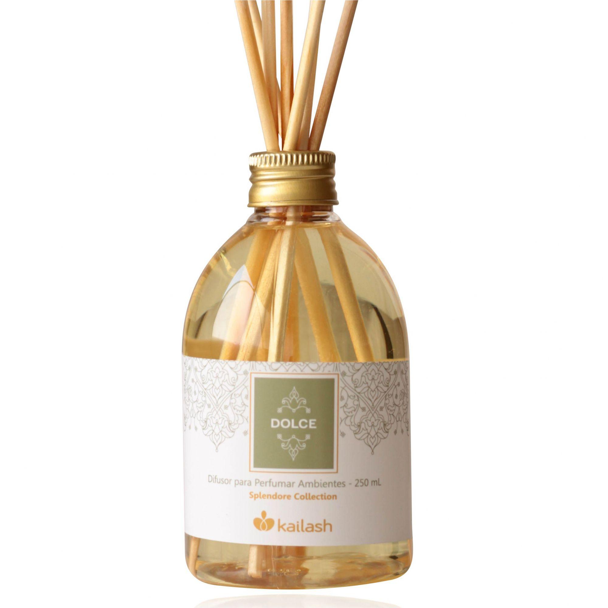 Difusor Econômico de Perfume para Ambientes Dolce 200mL