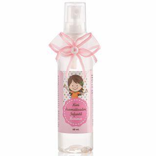 Mini Perfume para Ambientes Menina 60ml