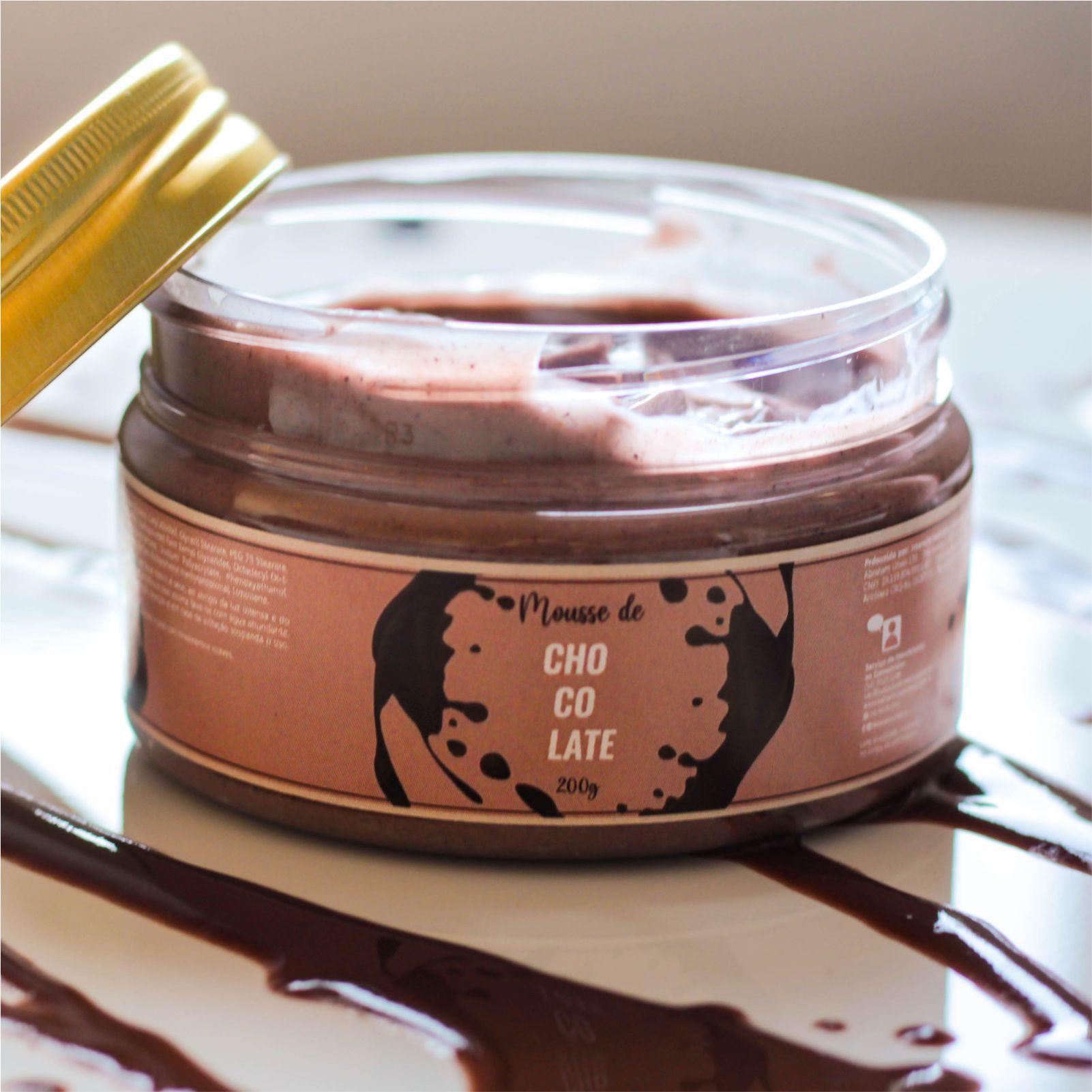 Mousse de Chocolate – 200g