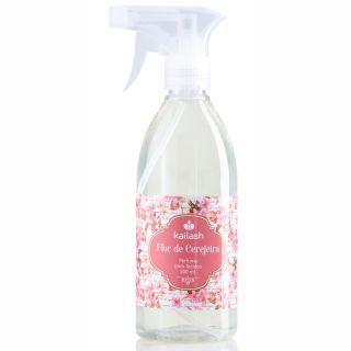 Perfume para Tecidos Flor de Cerejeira 500ml