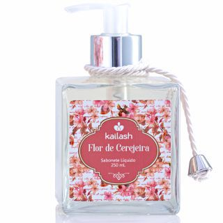 Sabonete Líquido Flor de Cerejeira 250ml