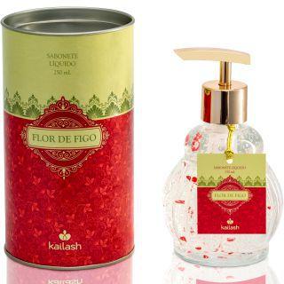 Sabonete Líquido  Flor de Figo 250 ml