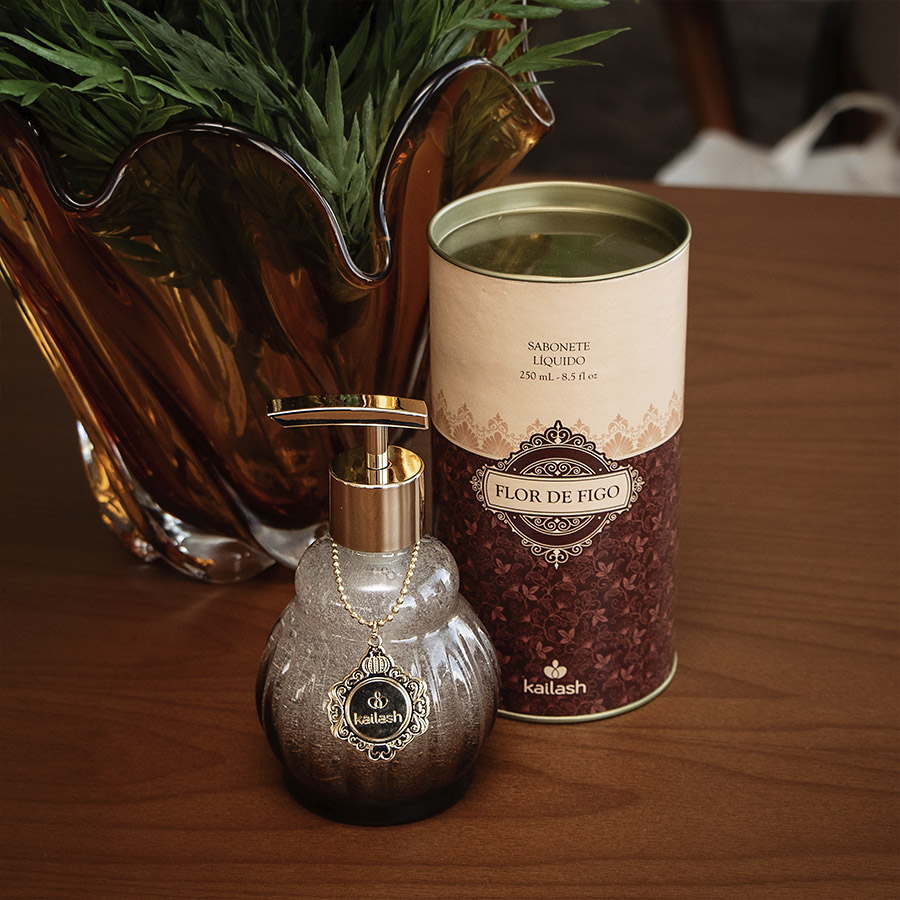 Sabonete Líquido  Flor de Figo - 250 ml