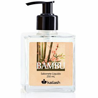 Sabonete Líquido Hidratante Bambu 250ml