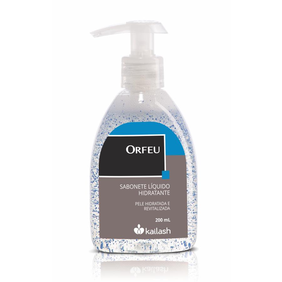 Sabonete Líquido Hidratante Orfeu 200ml