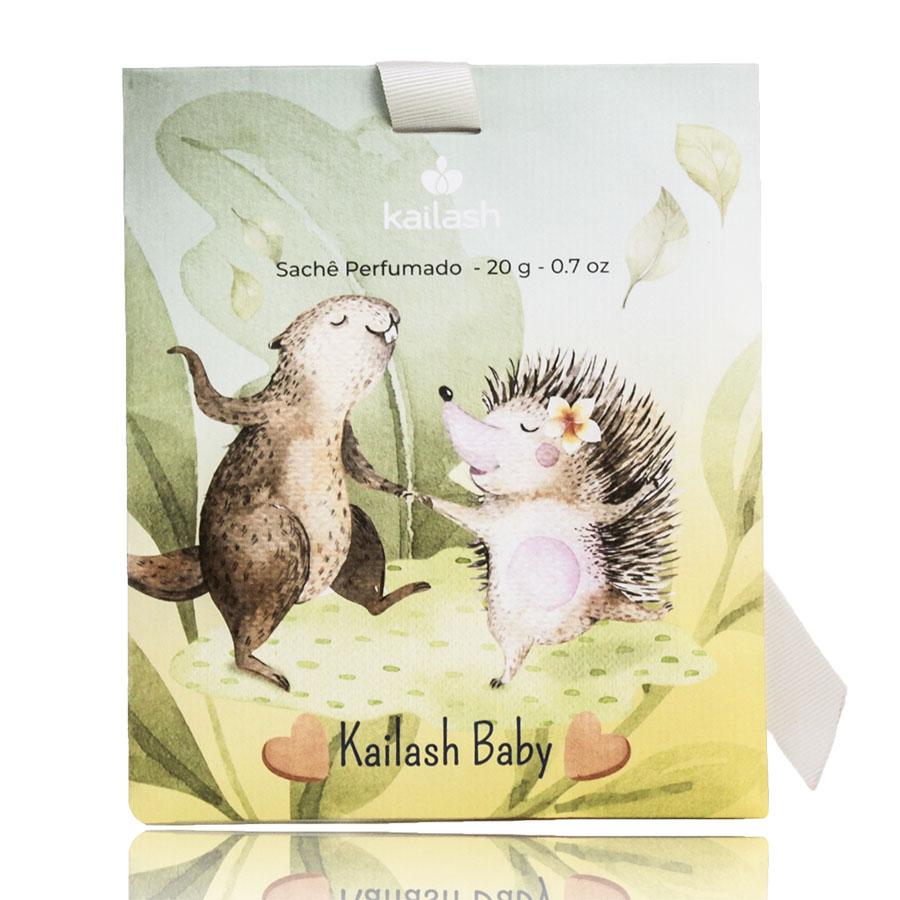 Sachê Aromático Kailash Baby - 20 g