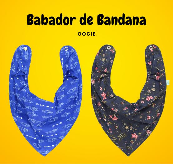 Babador de Bandana Oogie