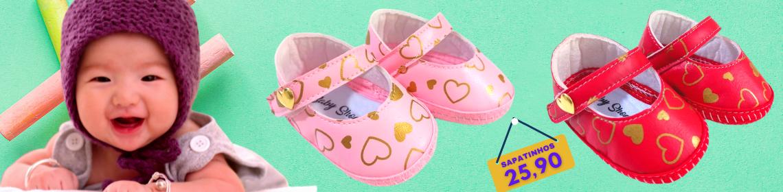 sapatinhos baby shoes