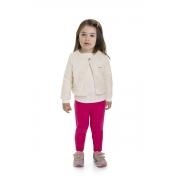 Casaqueto Infantil Feminino - MARLAN 22552