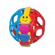 CHOCALHO COM LUZ E SOM BABY BALL MACIO - BUBA 5838