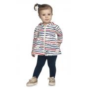 Conjunto Infantil Feminino Blusa e Legging - ELIAN 211131