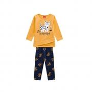 Conjunto Infantil Feminino Blusa e Legging Kyly 207101