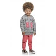 Conjunto Infantil Feminino Jaqueta e Calça - ELIAN 231458