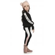 Conjunto Infantil Feminino Jaqueta e Legging - ELIAN 251411