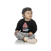 Conjunto Infantil Masculino Blusão e Calça - ELIAN 20924