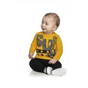 Conjunto Infantil Masculino Camiseta e Calça  - ELIAN 20921