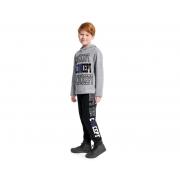 Conjunto Infantil Masculino Casaco e Calça - KYLY 207223