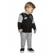 Conjunto Infantil Masculino Jaqueta e Calça - ELIAN 221115