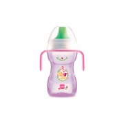 COPO DE TREINAMENTO FUN TO DRINK 270ML ROSA - MAM 4244
