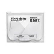 Filtro de Proteção para Máscara KNIT com 30 unidades