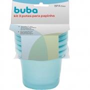 KIT 3 POTES PARA PAPINHA - BUBA 6759