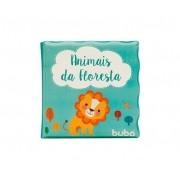 LIVRINHO DE BANHO ANIMAIS DA FLORESTA - BUBA 7497