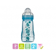 MAMADEIRA EASY ACTIVE 270ML AZUL - MAM 4837