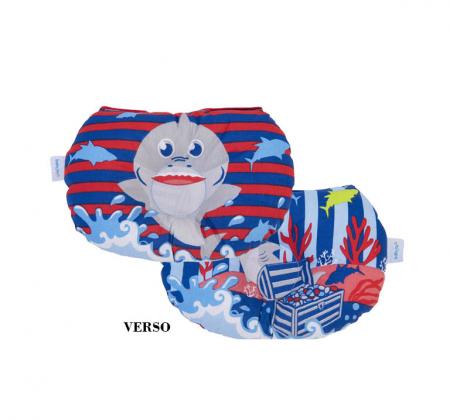 Travesseiro Anatômico Baby Joy Funny Masculino