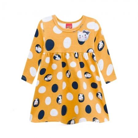 Vestido Infantil Molicotton - KYLY 207342