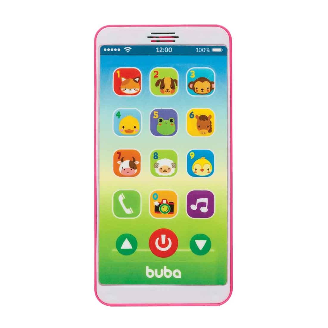 BABY PHONE - BUBA 6842